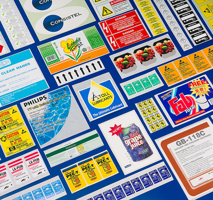 Labels & Stickers Image